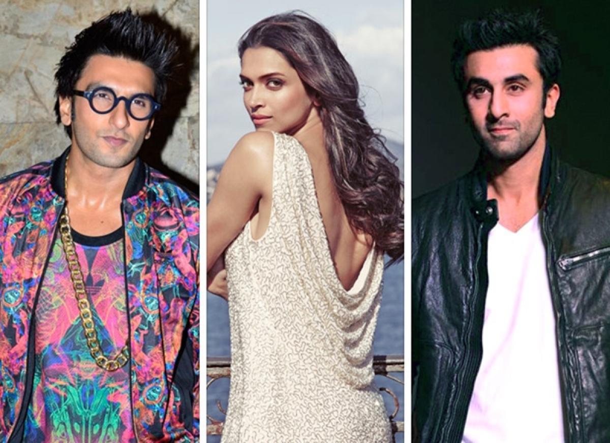 Ranveer Singh unhappy with Deeepika Padukone walking on the ramp with Ranbir Kapoor