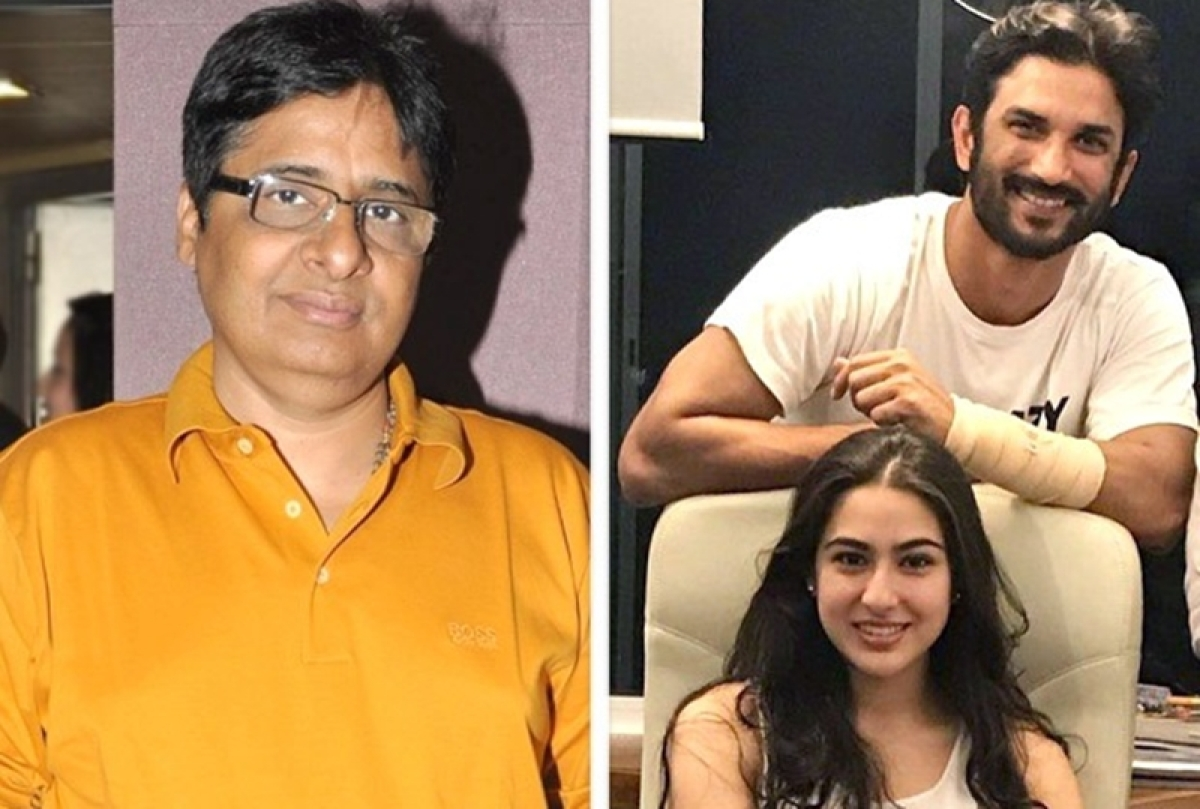 Kedarnath controversy: Vashu Bhagnani claims rights over Sushant Singh Rajput and Sara Ali Khan starrer