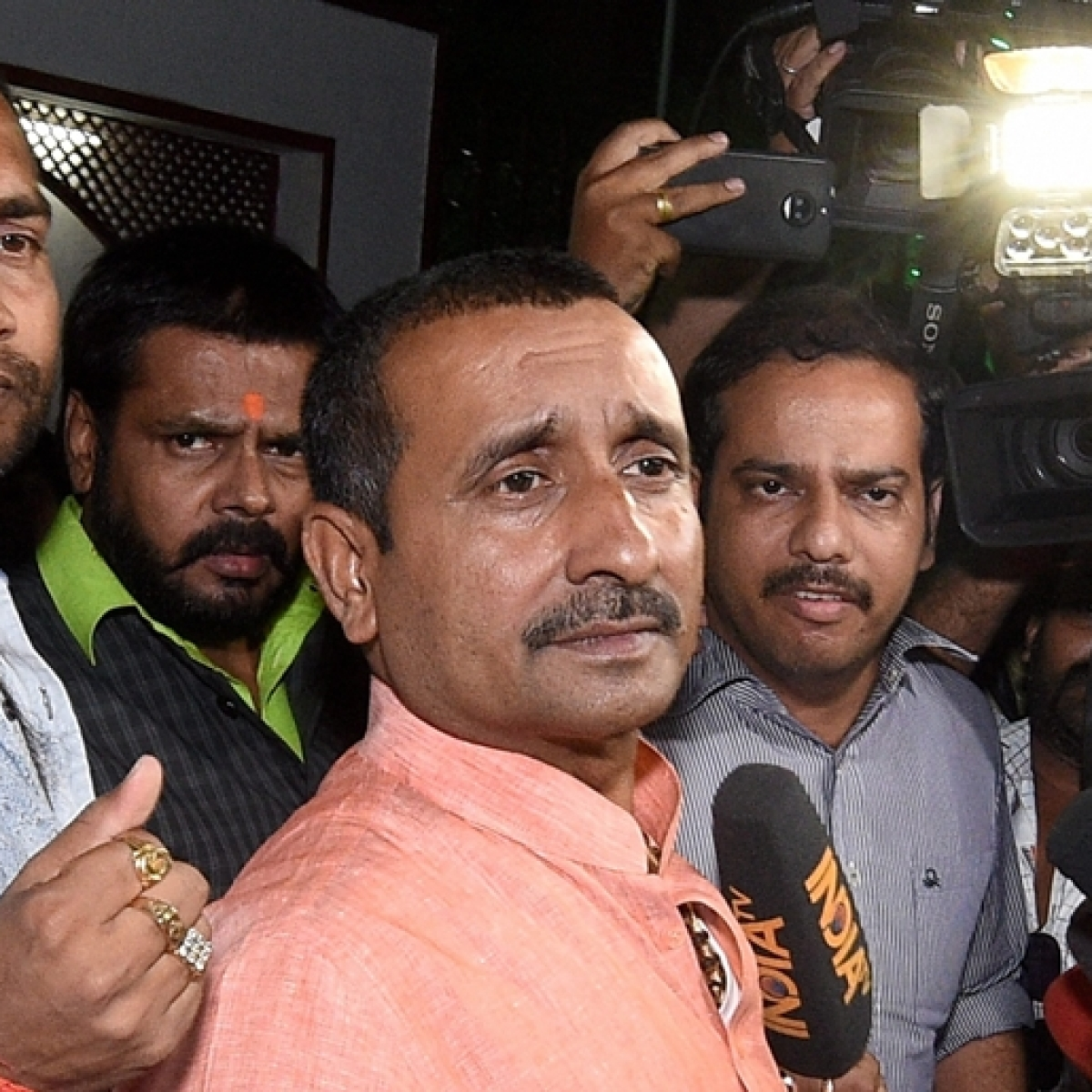 Unnao case: Court frames rape charges against expelled BJP MLA Kuldeep Sengar
