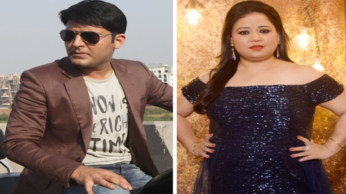 Kapil Sharma controversy: Bharti Singh supports Kapil Sharma, wishes he gets well soon