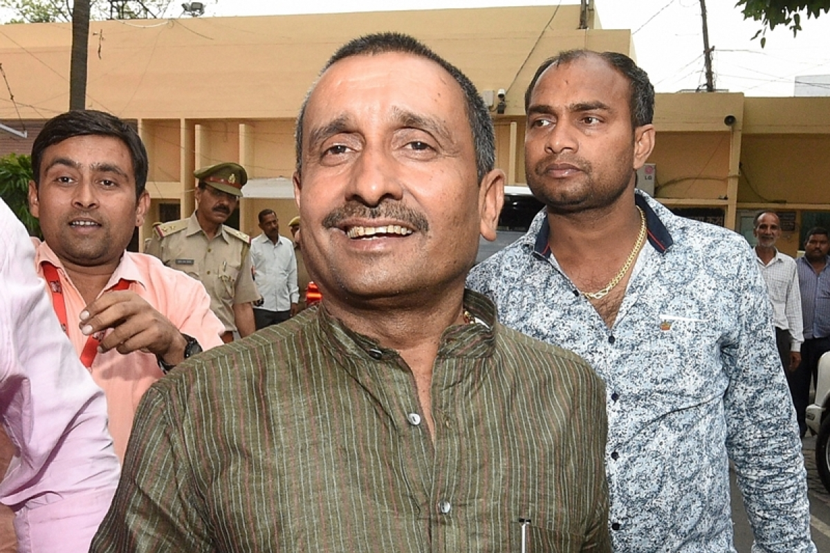 Unnao rape case: CBI books BJP MLA Kuldeep Singh Sengar