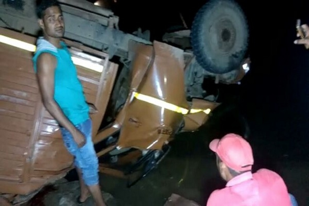 Death toll in Madhya Pradesh accident rises to 21