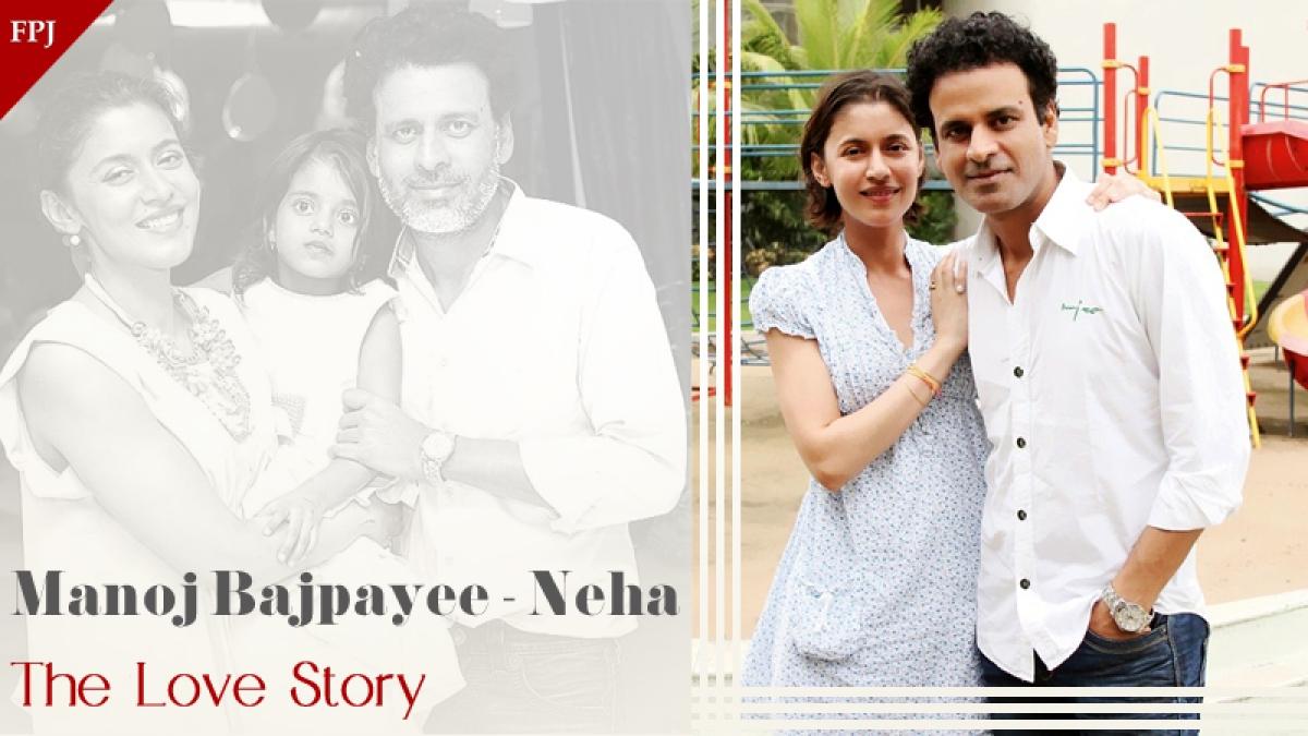 Happy Birthday Manoj Bajpayee: His and Neha's love storyis truly lovely!