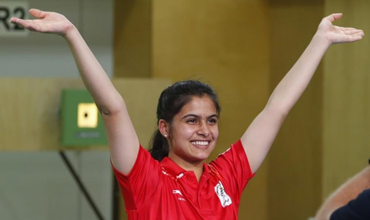 Sat on ground by choice: CWG 2018 medallist Manu Bhaker trashes reports of being 'insulted'
