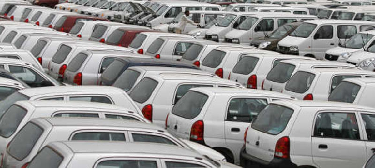 In reverse gear: Festivals fail to boost auto sales
