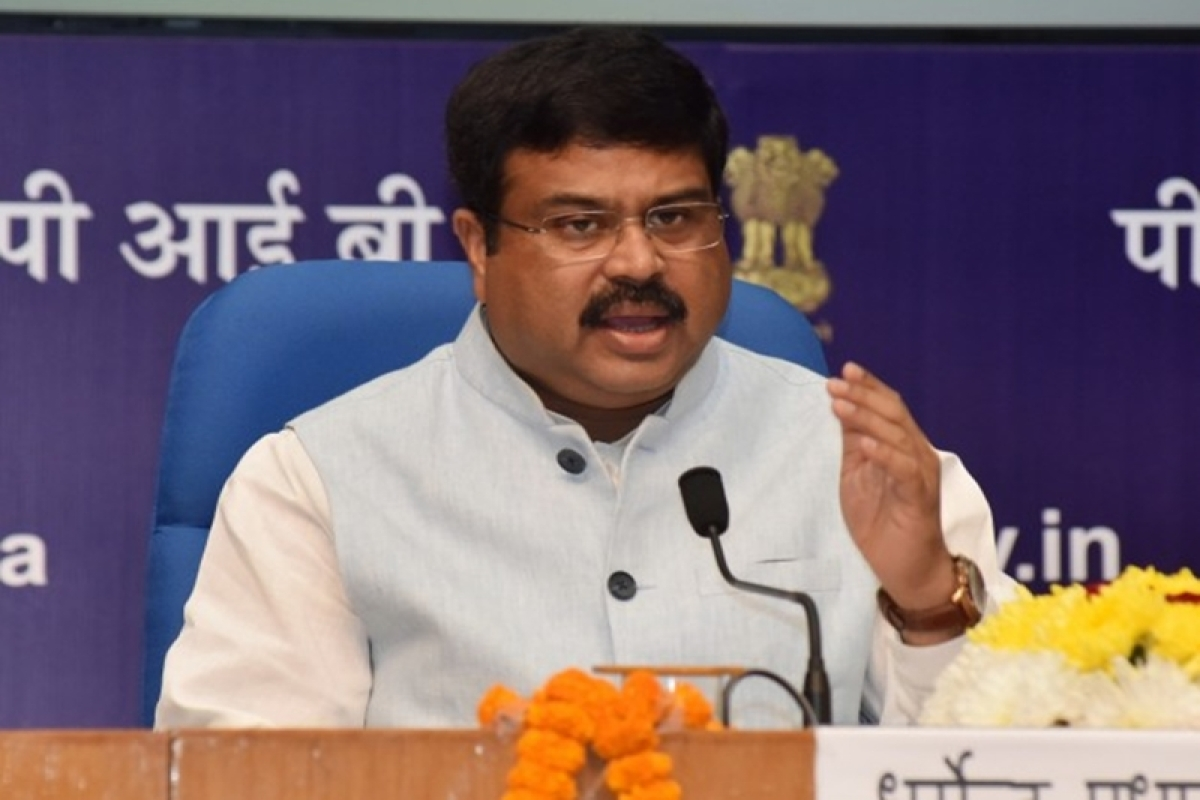 Petroleum products in India getting costlier as crude-producing nations raising prices: Petroleum Minister Dharmendra Pradhan
