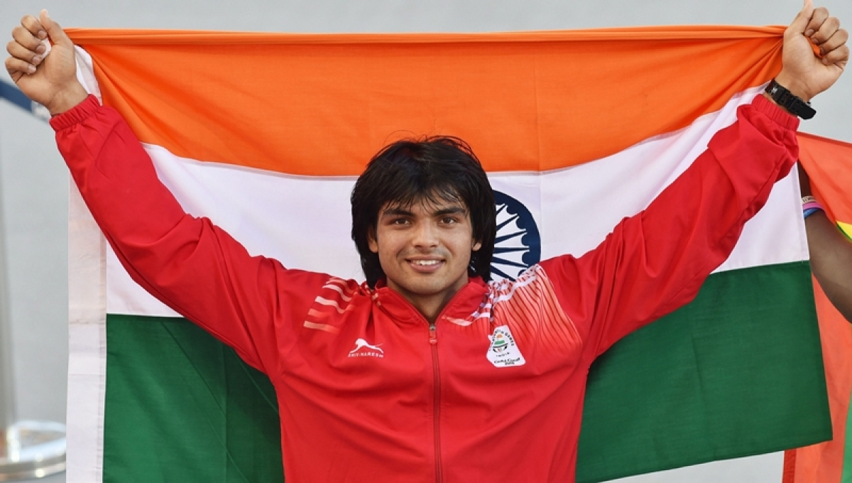 Asian Games 2018: Javelin thrower Neeraj Chopra to be India's flag-bearer at opening ceremony