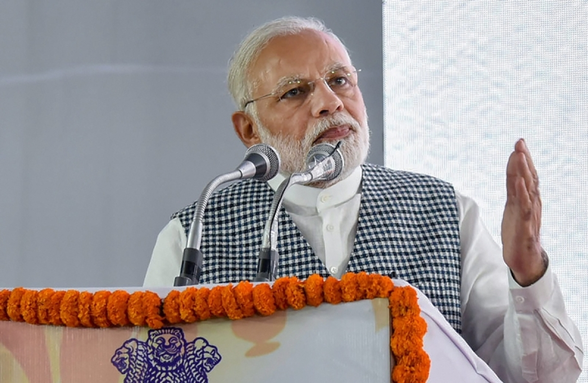 To glorify one family, attempts made to belittle other towering leaders: PM