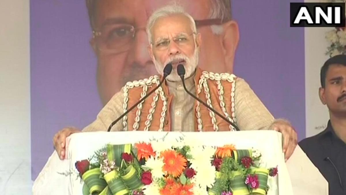 PM Narendra Modi launches India's first wellness centre, Ayushman Bharat