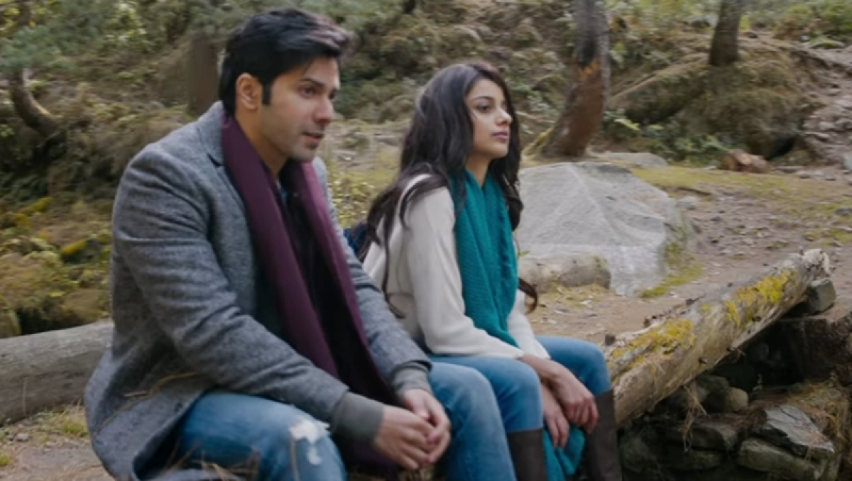 'October' Manwaa song: Varun Dhawan and Banita Sandhu will leave you teary-eyed with this emotional song