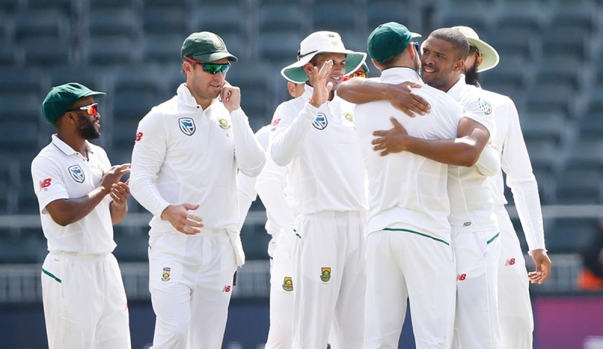 South Africa vs Australia 4th Test: Proteas thrash Australia  by 492 runs, take series 3-1