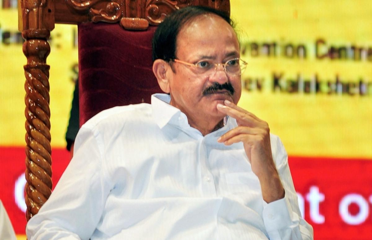 Core Indian values, ethos have no place for intolerance: Venkaiah Naidu