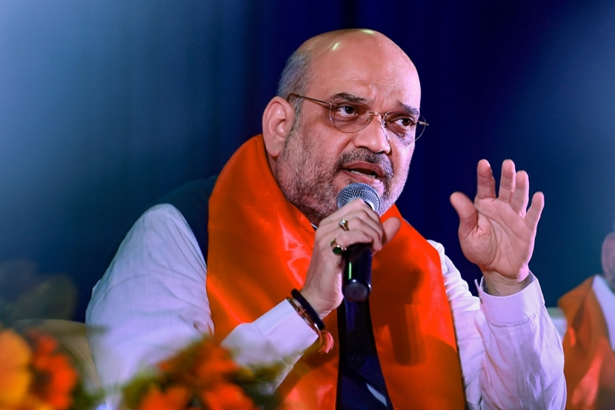BJP should win all polls from Panchayat to Parliament for next 50 years, says Amit Shah