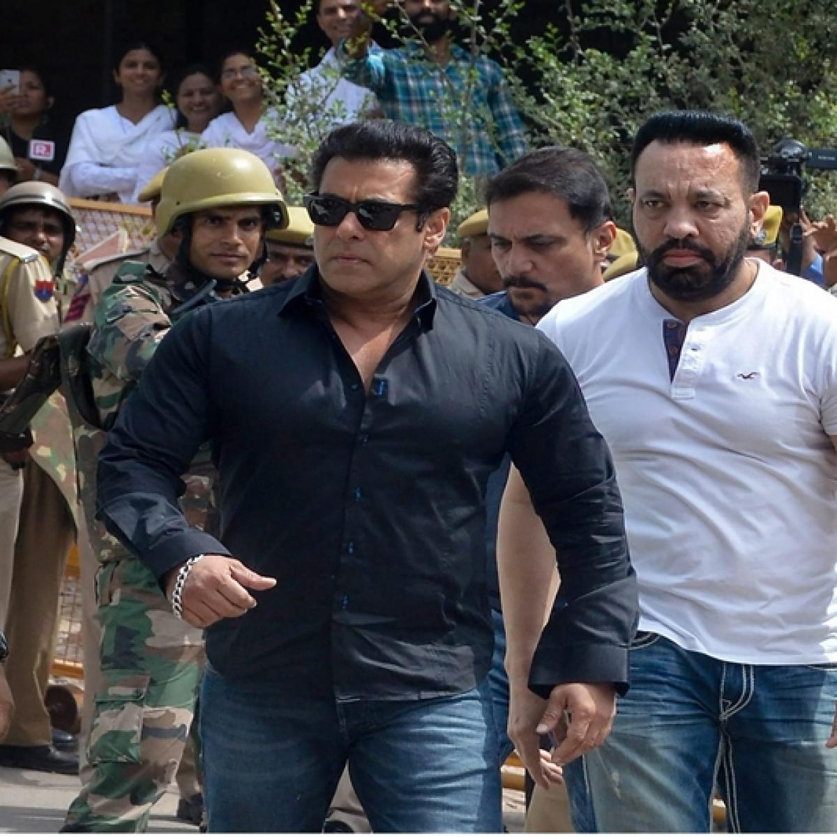 Blackbuck Poaching Case: Jodhpur court dismisses state govt's plea over Salman Khan's 'false affidavit'