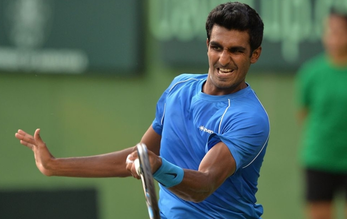 India trail Italy 0-2 after Ramkumar, Prajnesh lose first singles rubber in Davis Cup qualifier