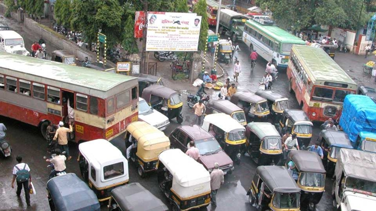 Pune notches up another distinction: Vehicles overtake human population figures