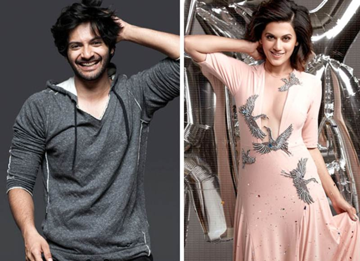 REVEALED: Ali Fazal cast opposite Taapsee Pannu in this remake of Spanish film by Sujoy Ghosh