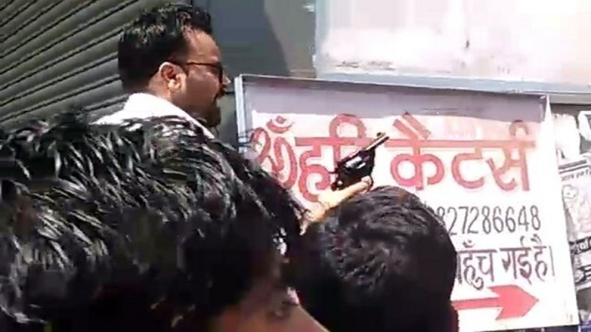 SC/ST Row: Case registered against BJP worker for firing shots during protest
