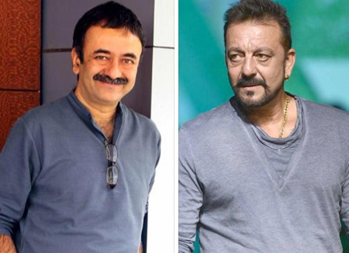'Sanju' director Rajkumar Hirani: I'm not Sanjay Dutt's close friend, made film because of his story