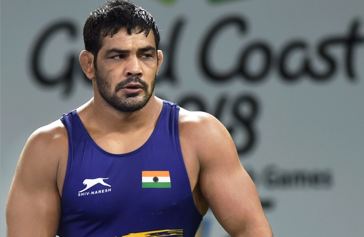 Commonwealth Games 2018 Day 8: Sushil Kumar, Rahul Aware strike GOLD, Babita Phogat settles for silver