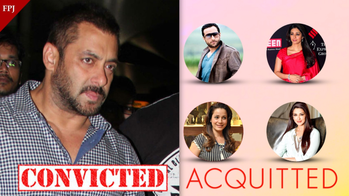 Salman Khan blackbuck poaching case: A timeline of events from 1998 to 2018