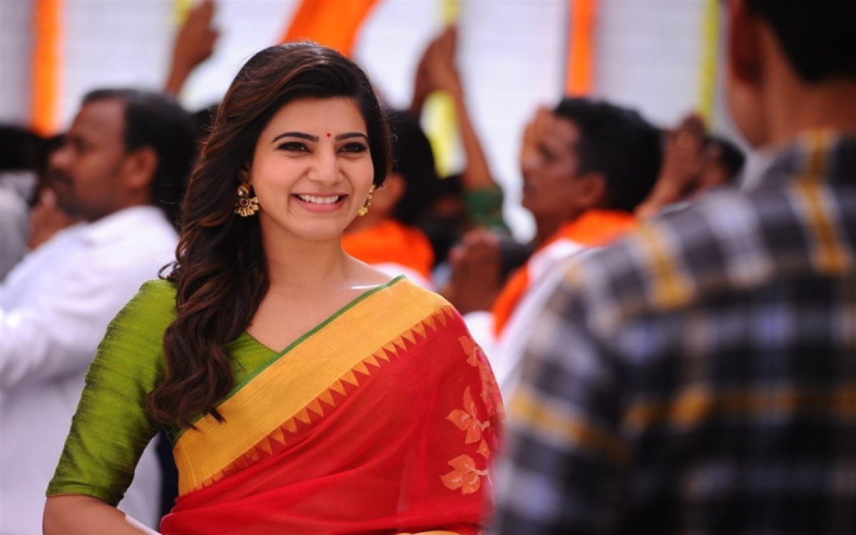 Telugu actress Samantha Akkineni denies news about her pregnancy