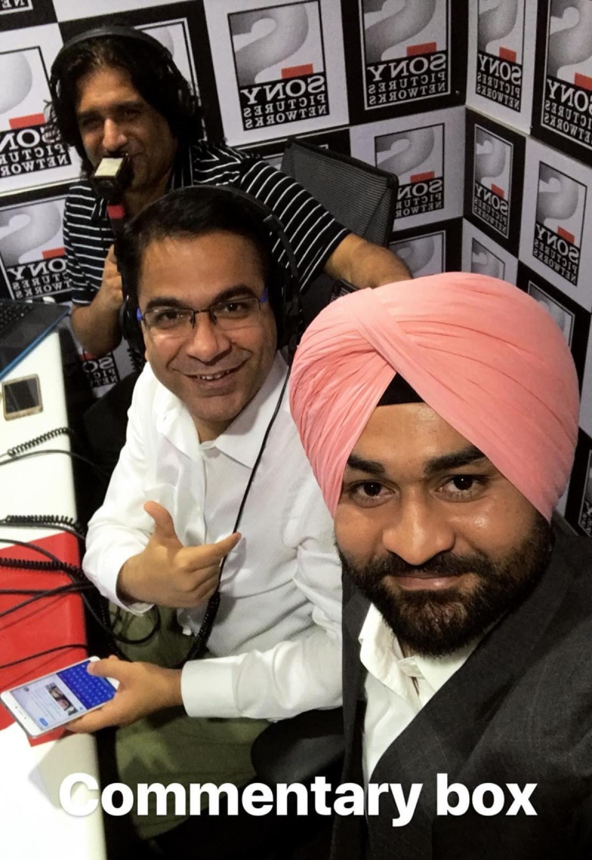 New beginnings for Sandeep Singh ahead of his biopic 'Soorma's release