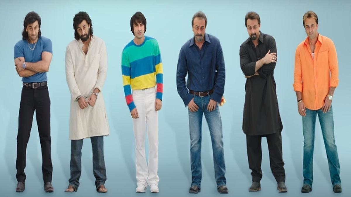 'Sanju' Teaser Verdict: Ranbir Kapoor's portrayal of Sanjay Dutt looks like a SPOOF
