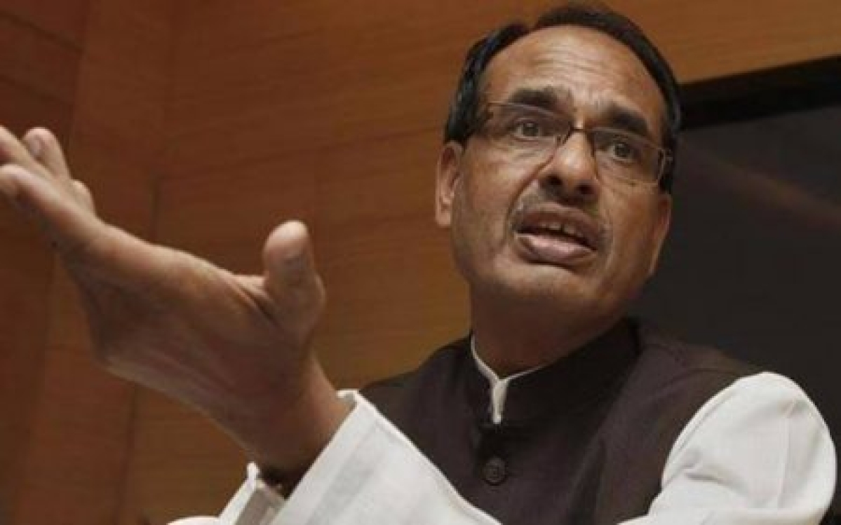 Bhopal: Congress has no connect with farmers, their woes, says CMShivraj Singh Chouhan
