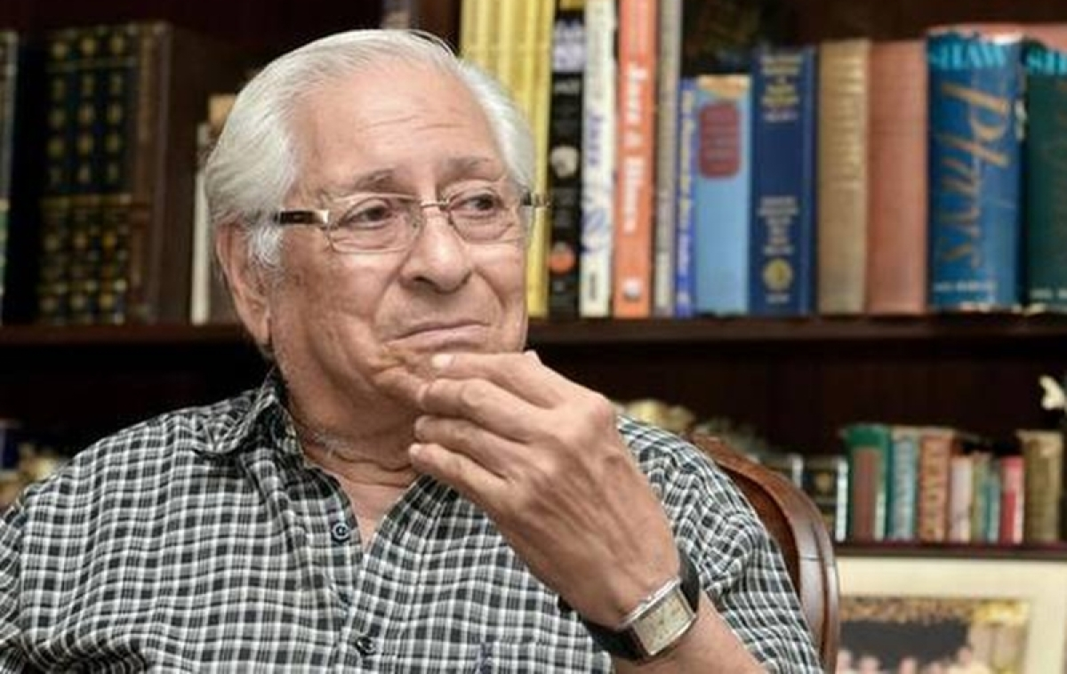 Former Attorney General Soli Sorabjee passes away