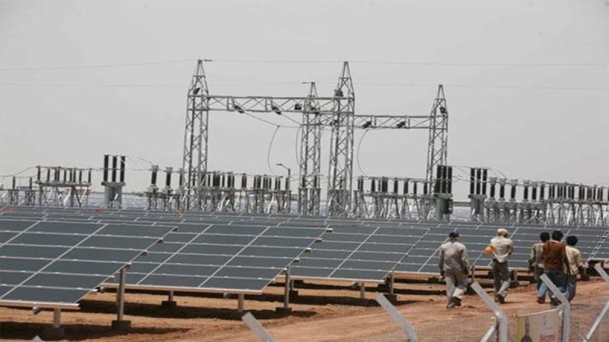 Rajasthan aims 3,780 mw solar capacity by April next