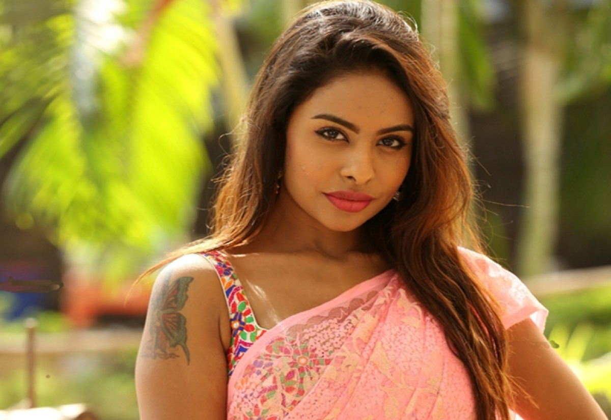 Sri Reddy on sex scandal in US: I was approached