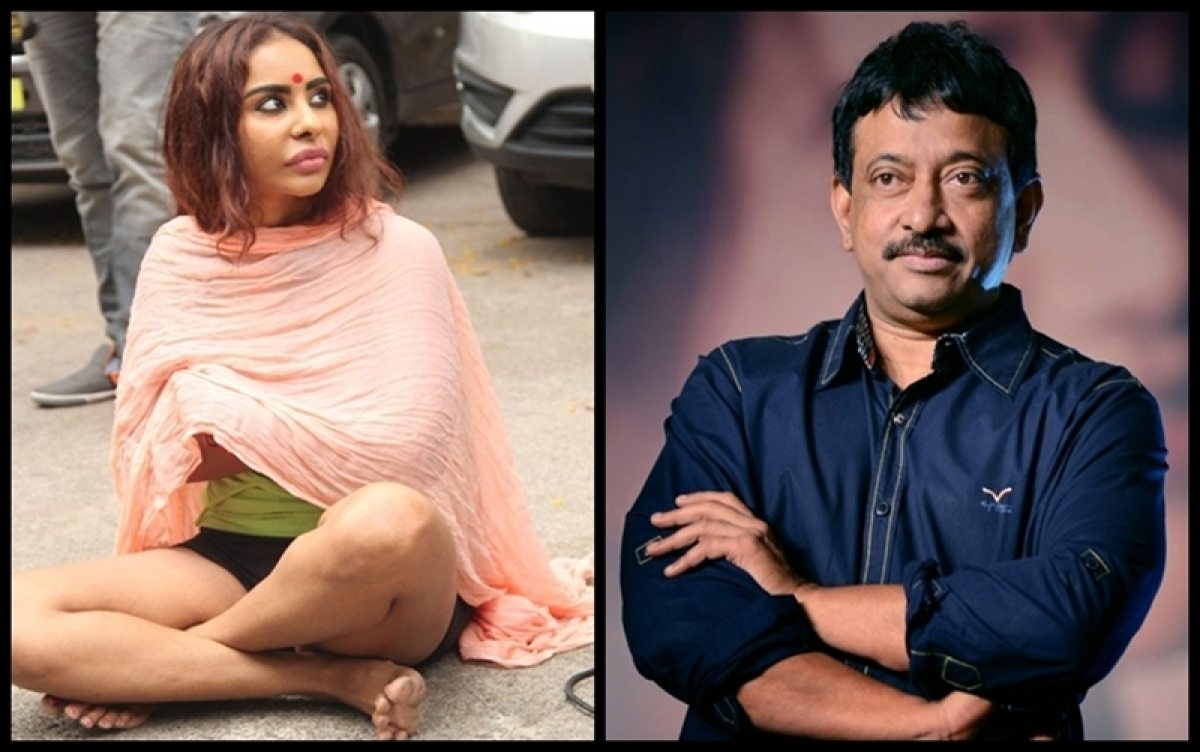 RGV compares Sri Reddy with Rani of Jhansi, hails actress for using her body as a 'weapon'