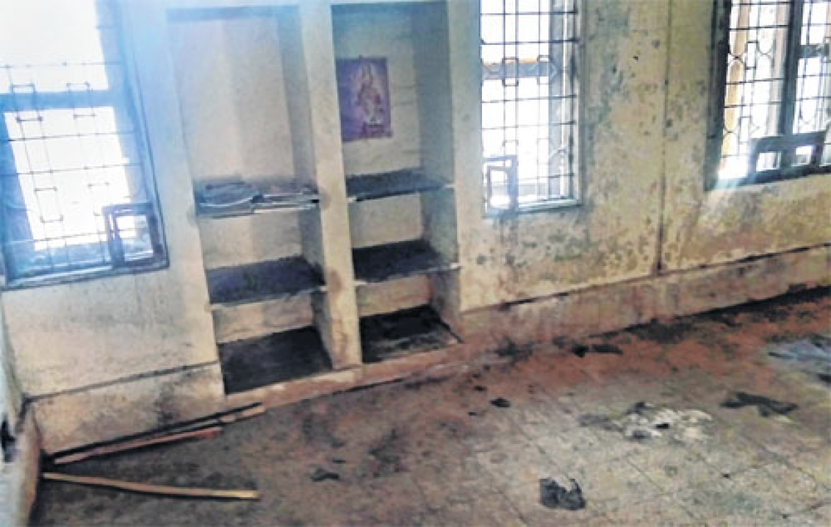 Students protest poor hygiene and living condition in BU hostels