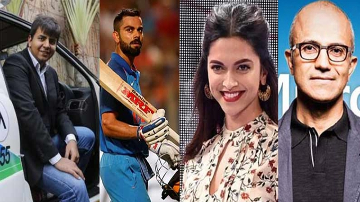 Ola co-founder, Deepika Padukone, Virat Kohli, Satya Nadella among TIME's 100 most influential people