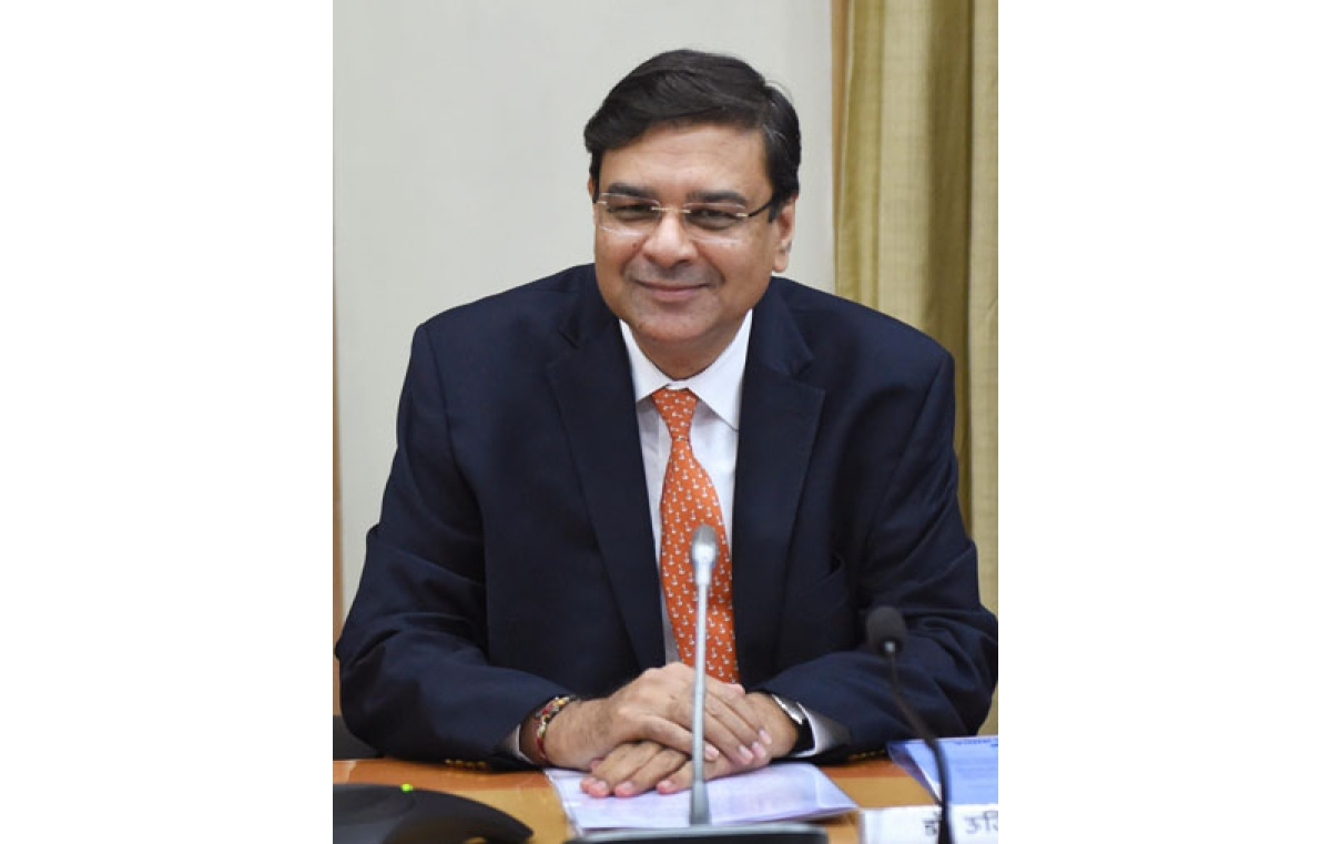 Urjit Patel exit personal