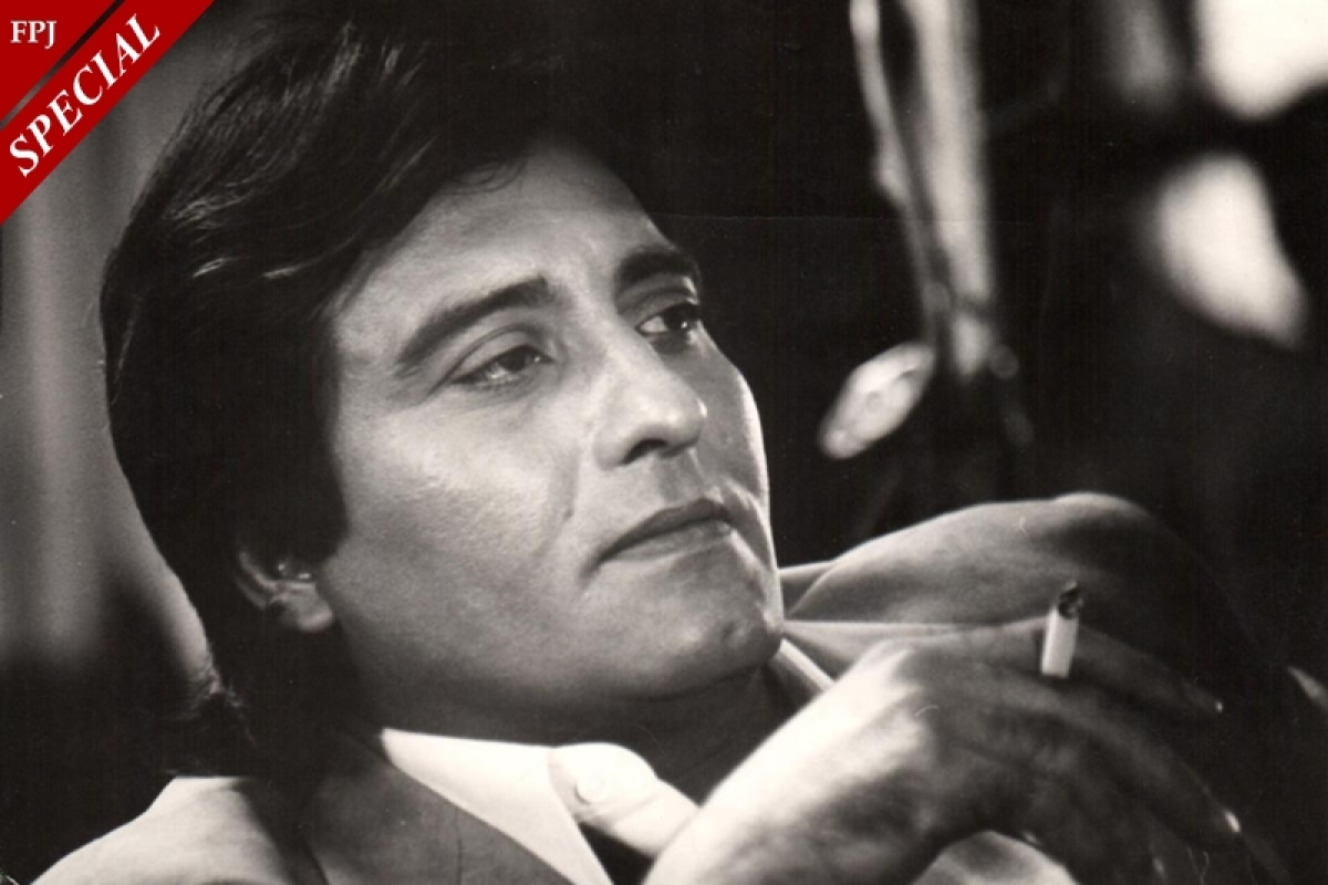 Vinod Khanna's First Death Anniversary: These flashback pictures of the veteran actor will make you miss him