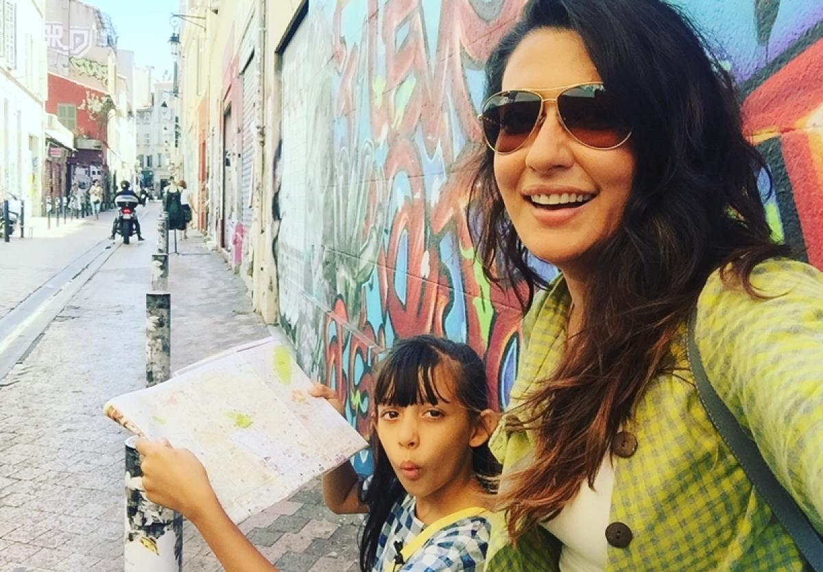 Mini Mathur: 'Mini Me' involves a little bit of parenting and travel with a unique concept