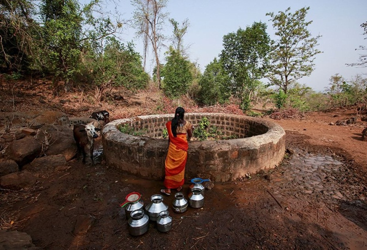 Reviving wells will solve a lot of water scarcity problems in the city