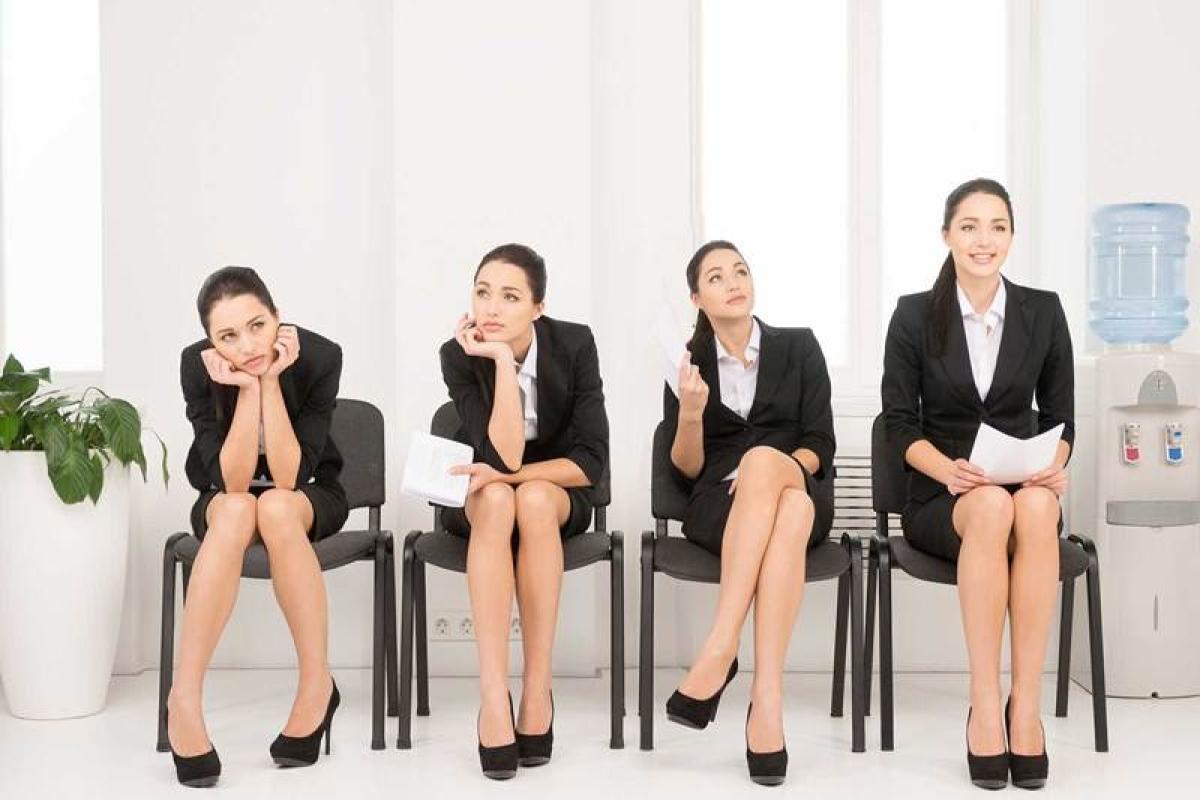 Win your job through your body language
