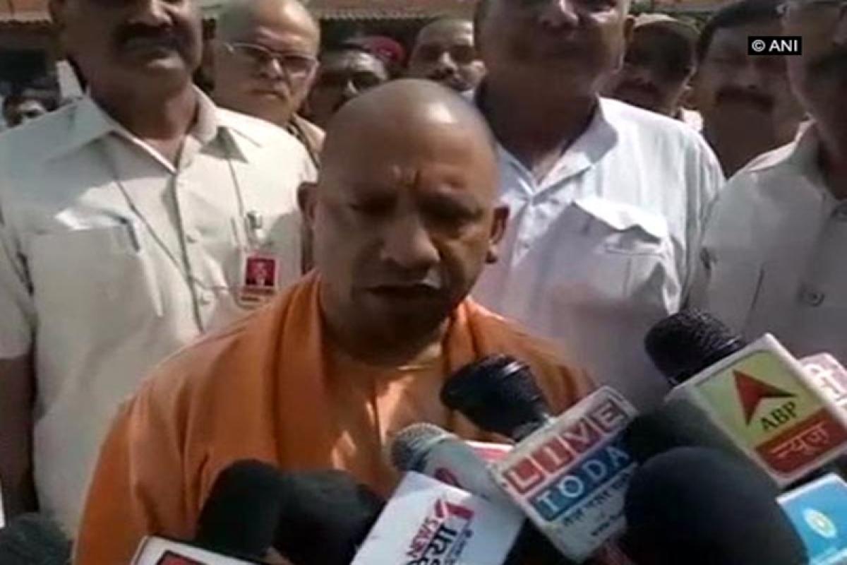 Uttar Pradeshminister says law & order reduced to joke