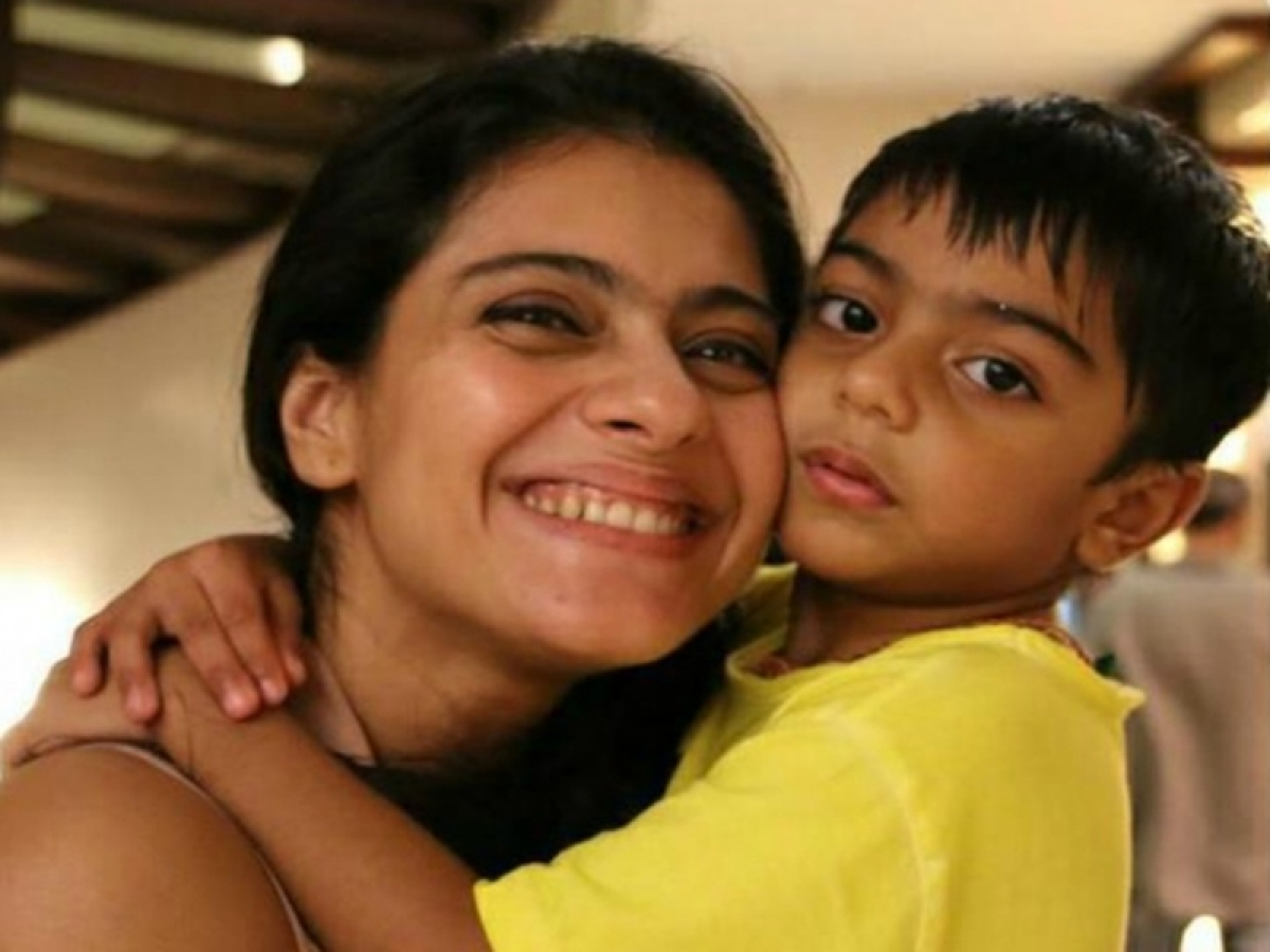 Ajay Devgn and Kajol's son Yug turns photographer and he is good at it; check out
