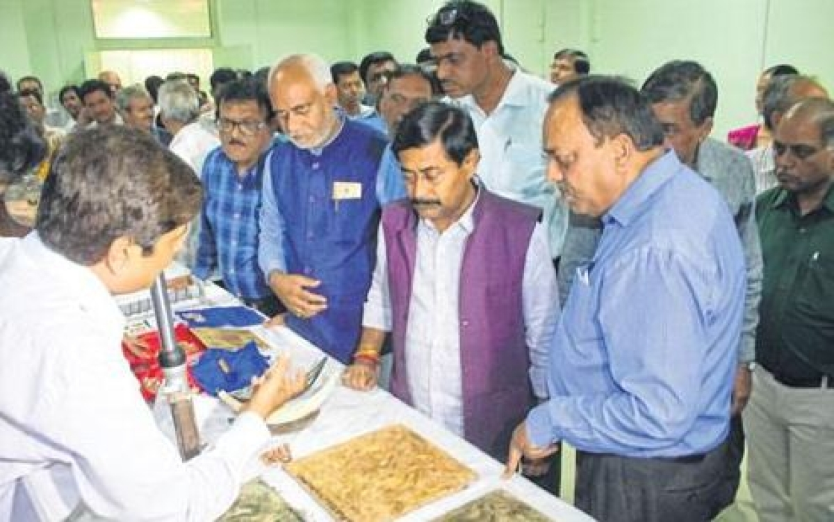Indore: Centre for design and incubation inaugurated at SGSITS