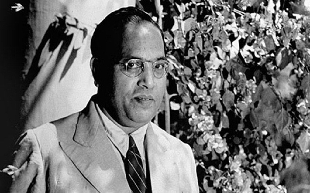 Dr Ambedkar's grandsons divided on use of banned word