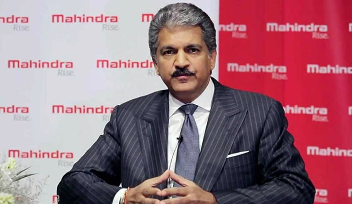 Not right to find fault with government for lack of Electronic Vehicles policy: Anand Mahindra