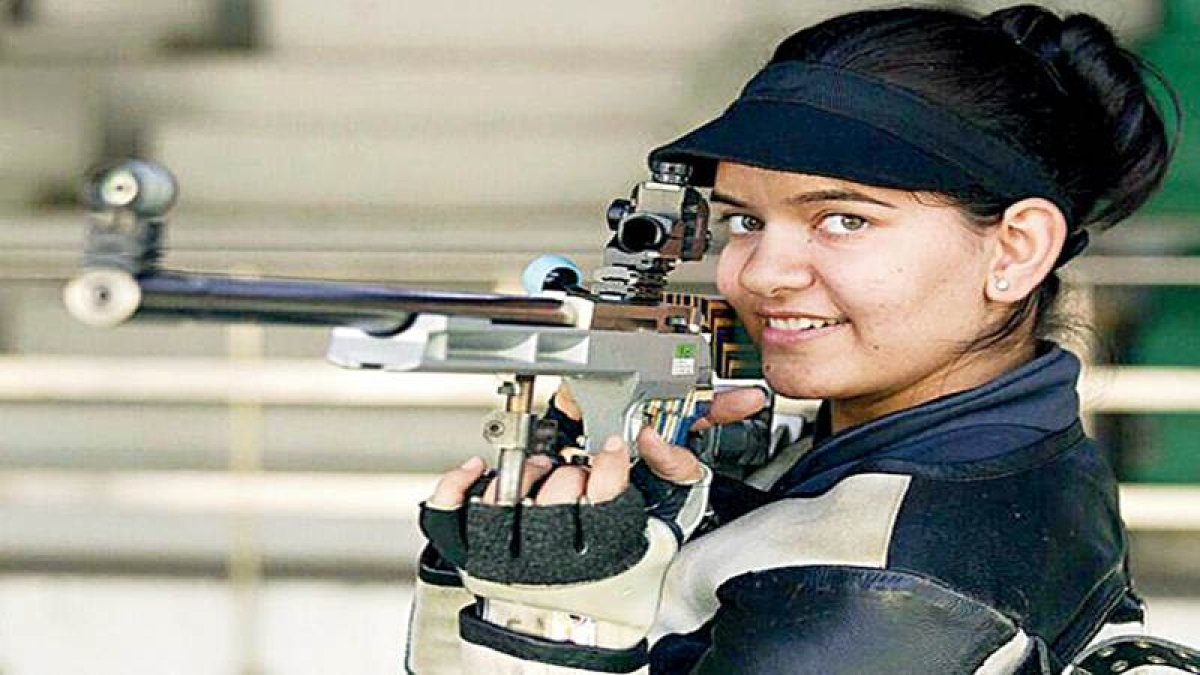 Learnt my lesson from rifle malfunction at CWG, says silver medallist Anjum Moudgil
