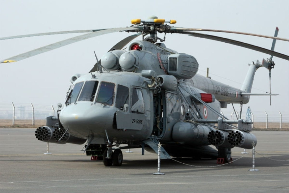 HAL hands over 3 advanced light choppers to Indian Army