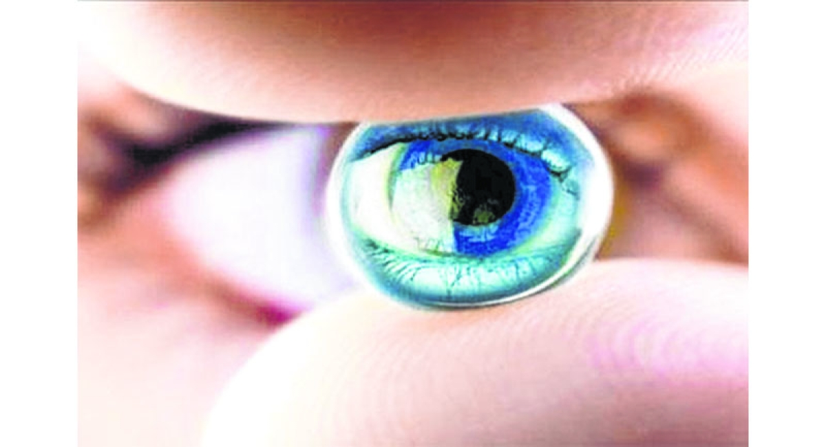 Eye donation dips by 40 pc in city