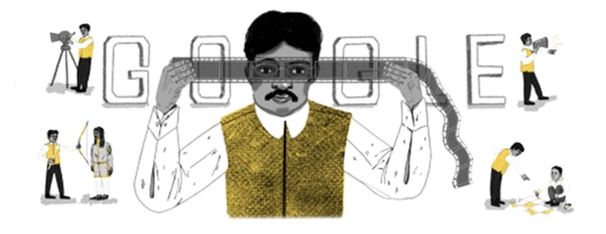 Google celebrates Dadasaheb Phalke's birthday with Doodle