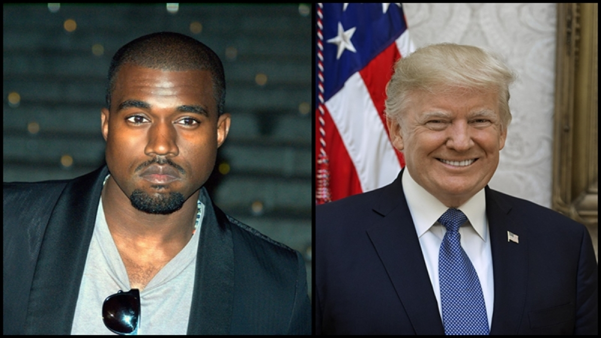 Kanye West calls President Donald Trump his 'brother'